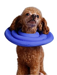 Collar Portable Breathable Adjustable Safety Solid Plush Fabric Nylon
