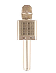Karaoke Microphone Micgeek Q10S The Professional Singing Microphone With 4 Bluetooth Speaker