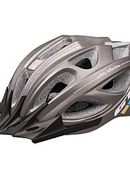 Unisex Bike Helmet 18 Vents Cycling Mountain Cycling Road Cycling Recreational Cycling Mountain Bike/MTB One Size PC EPS