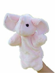 Куклы Слон Плюшевая ткань