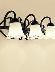 AC 220-240 40 E26/E27 Rustico Retrò Pittura caratteristica for LED,Luce ambient Lampade da muro LED Luce a muro