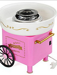 Kitchen Household Retro Mini Cotton Candy Machine Popcorn Machine