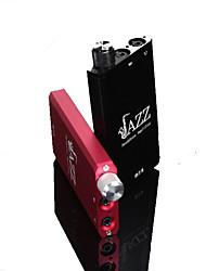 Jin jue r7.8 ampli portable a une fièvre bile goût ultra-mince non bas bruit triple fréquence équilibré hifi ampli diy