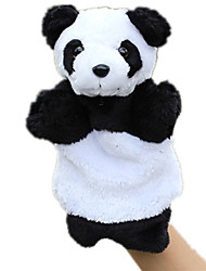Stuffed Toys Dolls Educational Toy Finger Puppet Toys Duck Bear Animal Panda Animals Kid Pieces