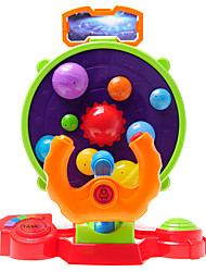 Educational Toy Science & Discovery Toys For Gift  Building Blocks Round Plastics 5 to 7 Years 3-6 years old Toys