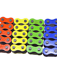 5PCS High Performance # 420 Color Motorcycle Dirt Pit Pocket Bike ATV Scooter Chain Link Connecting