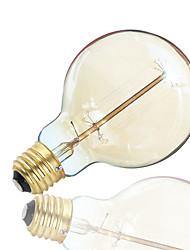 1pcs g95 40w z vintage levou lâmpada e27 lâmpada de incandescência lâmpada decorativa lâmpada vertical edwork lâmpada ac110-130v