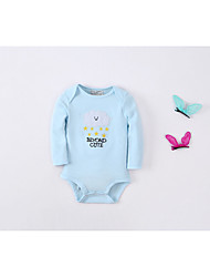 Baby Animal One-Pieces,Cotton Summer All Seasons Long Sleeve