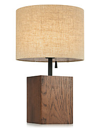 40 Moderne Antique Artistique simple Lampe de Table , Fonctionnalité pour Décorative , avec Utilisation Interrupteur ON/OFF Interrupteur