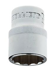 Scudo in acciaio 12,5 mm serie inglese manicotto angolo 25/32 / a