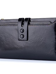 Women Cowhide Formal Casual Event/Party Wedding Office & Career Clutch