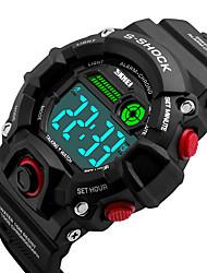 Smart Uhr Wasserdicht Sport Multifunktion Stoppuhr Wecker Chronograph Kalender Duale Zeitzonen Other Keine SIM-Kartenslot