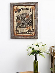 Wall Decor Iron Retro Wall Art
