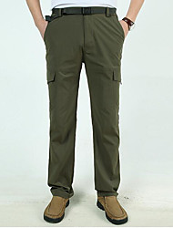 Men's Pants/Trousers/Overtrousers Camping / Hiking Camping & Hiking Spring Summer