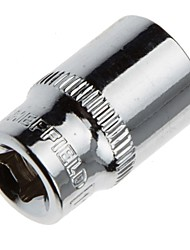 Écran métallique 6.3mm série métrique 6 angles standard embout 11mm / 10 support