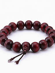 Women's Men's Strand Bracelet Jewelry Natural Fashion Wood Irregular Jewelry For Special Occasion Gift