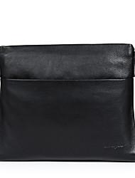 Men Shoulder Bag Cowhide High Quality Natural Leather Business Briefcase Male Solid Color Messenger bag D9313-2