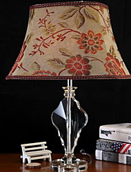 30 Современный Настольная лампа , Особенность для Хрусталь , с Другое использование Вкл./выкл. переключатель