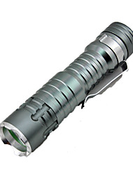 LED Flashlights/Torch LED 280 Lumens 3 Mode 18650 Lights