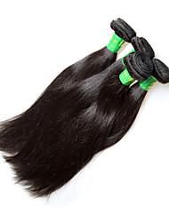 La nueva porción remy india del pelo humano 400g 4pieces para una venta principal de los descuentos del verano el material virginal del