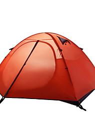 3-4 persone Tenda Doppio Tenda automatica Una camera Tenda da campeggio 2000-3000 mm Antiumidità Ompermeabile-Campeggio Viaggi All'aperto