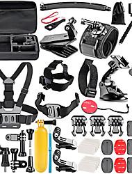 Caméra d'action / Caméra sport Extérieur Etui/Housse Pliable dengan tripod PourTous les appareils d'action Tous Xiaomi Camera Gopro 5