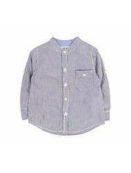 Рубашка Хлопок Мода Осень