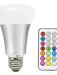 10W Lampadine LED smart A70 16 SMD 5050 700 lm Bianco caldo Colori primari V 1 pezzo