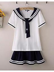 Damen Solide Einfach Niedlich T-shirt,Mit Kapuze Sommer ¾-Arm Baumwolle Dünn