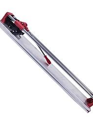 törekvést, hogy nyomja a kést vastag alumínium panel kettős vezetéssel rúd- / 1 db