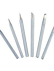Cabeça de ferro sata cabeça de corte de faca de cabeça longa de 50 watts tipo de calor externo / 1