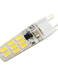 3W Luces LED de Doble Pin T 16 SMD 5730 260 lm Blanco Cálido Blanco Fresco V 1 pieza