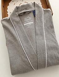 Peignoir,Solide Haute qualité 100% Coton Serviette