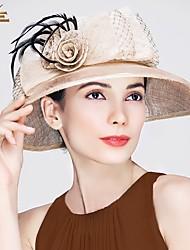 Pluma Lino Celada-Boda Ocasión especial Casual Oficina Sombreros 1 Pieza