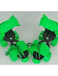 Skate Schuhe Einstellbar Blau/Grün/Rote