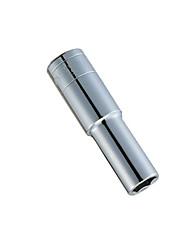 Série 10mm 6 pouces sata angle manchon long 5/8 / 1 support