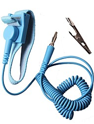 Steel Shield Hand Adjustable Anti-Static Rope Bracelet /1