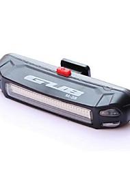 Luces para bicicleta Luz Trasera para Bicicleta LED LED Ciclismo Al Aire Libre Resistente al Agua Color variable Luz LEDUSB Batería de