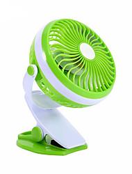 360 degrés de mini usb chargeur poussette fan dormitory petit ventilateur