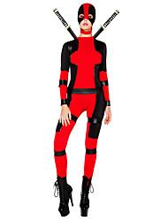 Inspiré par Cosplay Sice Vidéo Jeu Costumes de Cosplay Costumes Cosplay N/C Manche Longues Collant Ceinture Plus d'accessoires