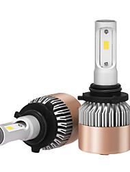 9006 36w / 2шт светодиодный фонарик комплект лампочек чип 3600lm привело автомобиль лампочки преобразования комплект 9v-32v заменить для