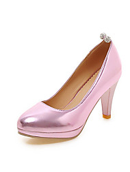 Women's Heels Formal Shoes Leatherette Spring Summer Casual Office & Career Party & Evening Dress Formal Shoes Sparkling GlitterStiletto