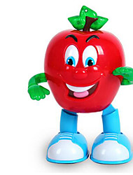 LED Lighting Apple Plastic Children's