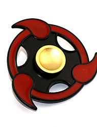 Fidget Spinner Inspired by Naruto Hatake Kakashi Sasuke Uchiha Anime Cosplay Accessories Alloy