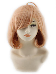 Lord Saints Cosplay Wigs Chestnut Mountain Future Realm of the Party Prange Red Animation Wig 14inch