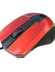 Usb souris câblée 1600 dpi souris souris d'ordinateur haute précision souris optique souris bureau