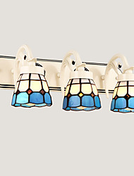AC 100-240 60 E26/E27 Rústico/Campestre Pintura Característica for LED,Luz de Baixo Iluminação de Banheiro Luz de parede