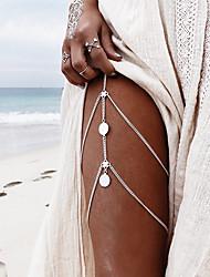 Women's Body Jewelry Body Chain Fashion Alloy Irregular Jewelry