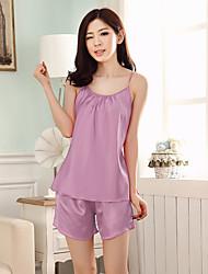 Ice Silk Pajama