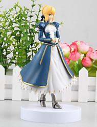 Figuras de Ação Anime Inspirado por Fate/zero Fantasias PVC 18 CM modelo Brinquedos Boneca de Brinquedo